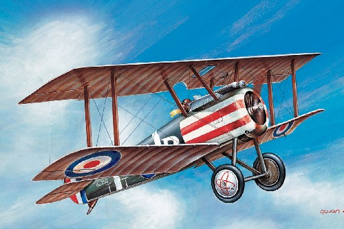Sopwith Camel 1:72
