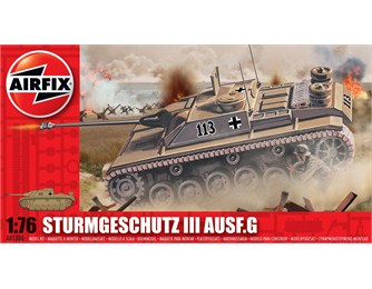 75MM Assault Gun (Stug III) 1:76