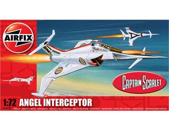 Angel Interceptor 1:72