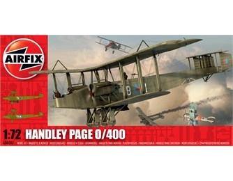 Handley Page 0/400 1:72