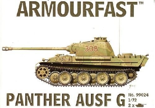 Panther Ausf G 1:72