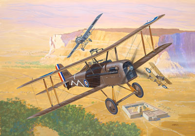 Royal Aircraft Factory SE5a 1:72