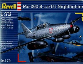 Me 262 B-1aU1 Nightfighter 1:72